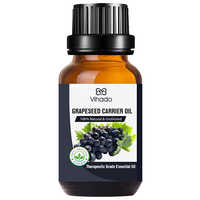 Vihado Grapeseed Carrier Oil - 10ml, 15ml, 30ml
