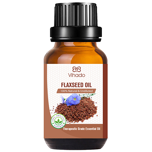 Vihado Flaxseed Oil - 10ml, 15ml, 30ml