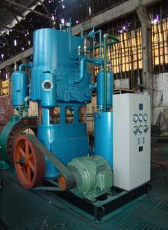 Totally Oil Free Oxygen Compressor