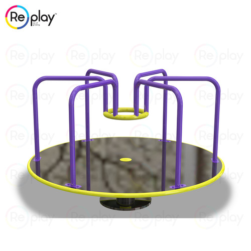 6 Seater Ground Level Merry-go-round