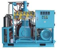 11KW Oxygen Compressor Booster