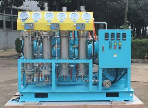 15KW Oxygen Compressor Booster