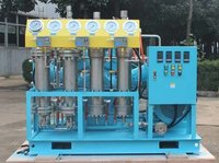 22KW Oxygen Compressor Booster
