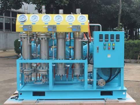 45KW Oxygen Compressor Booster