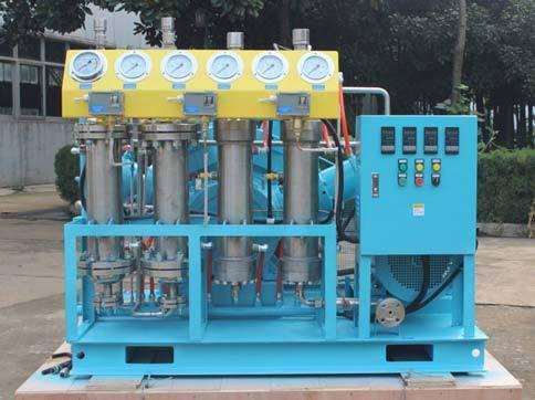 55KW Oxygen Compressor Booster