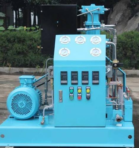 Oil Free Oxygen Compressor Booster