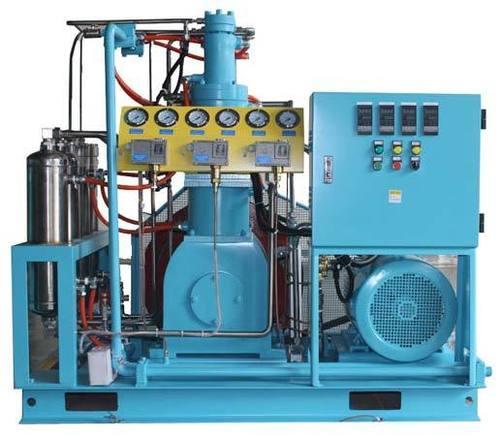4KW Oxygen Compressor Booster