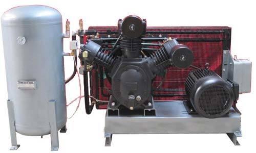 150 L PET Bottle Blowing Air Compressor