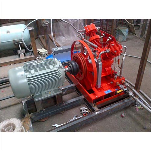 Industrial Oil Free Gas Compressor