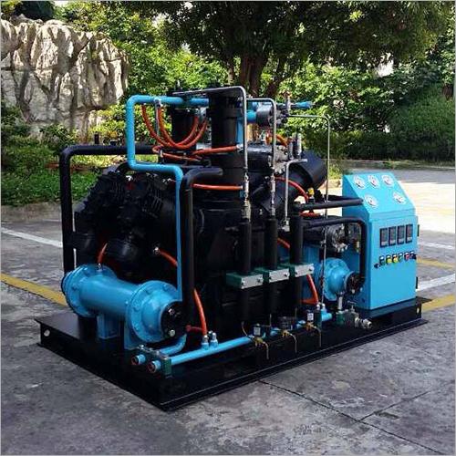 Oil Free Gas Compressor