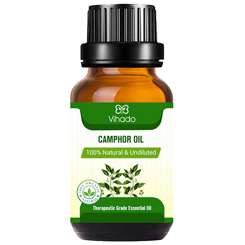 Vihado Camphor Oil - 10ml, 15ml, 30ml