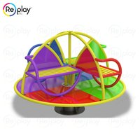 4 Seater Butter Fly Merry-go-round