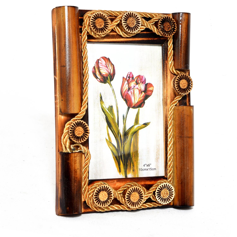 Home Furnish Decorative Wooden Photo Frame