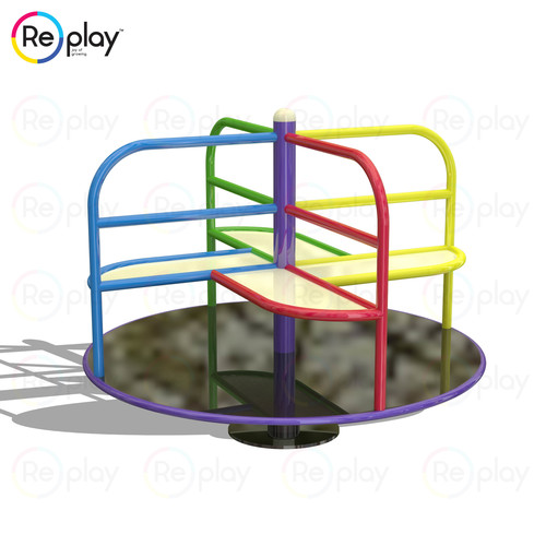 4 Seater Simple Merry-go-round