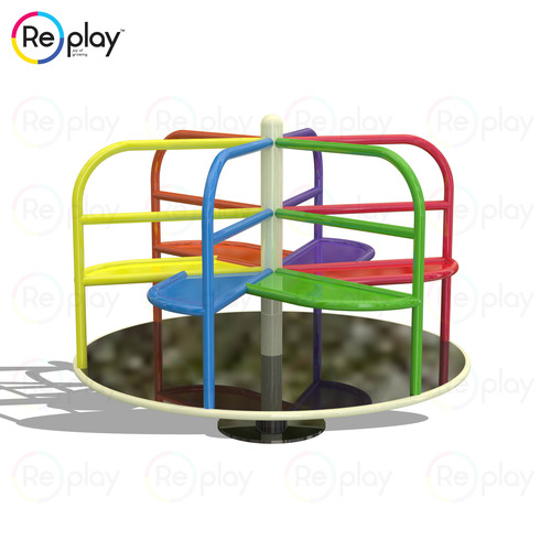 6 Seater Simple Merry-go-round