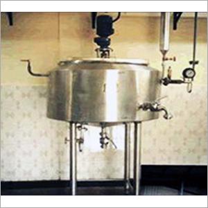 SS Ghee Boilers
