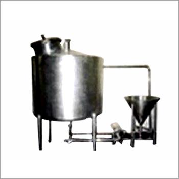 Dairy Venturi Mixers