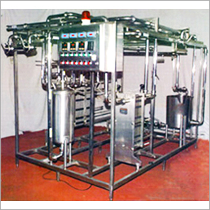 Automatic Skid Mounted Process Unit