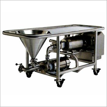 Automatic Powder Mixer Machine