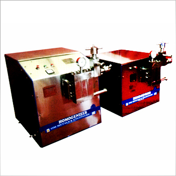 Dairy Milk Homogenizer