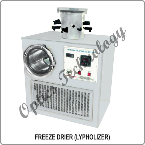 FREEZE DRIER (LYPHOLIZER)