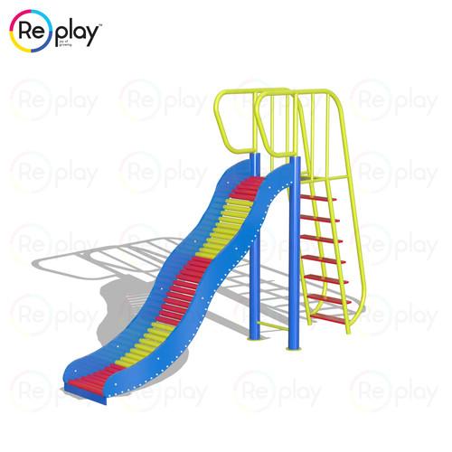 Wave Roller Slide