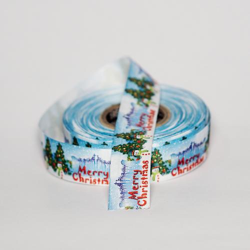 Printed Satin Ribbons