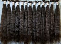 Temple Natural Raw Remy 100% Unprocessed Hair Extension