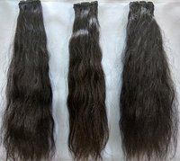 Deep Curly Black Virgin Human Hair