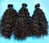 100% Natural  Deep Wave Human Hair Extension