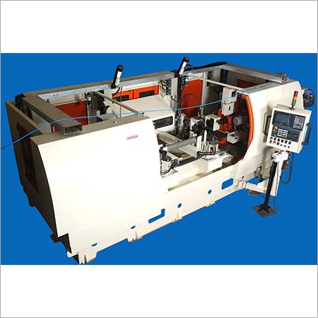 CNC Milling & Deburring Spm