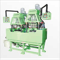 Two Station Adjustable Type Multispindle Drilling And Tapping SPM