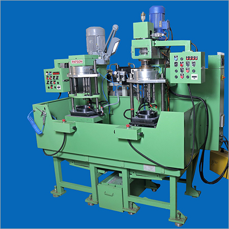 Multispindle Drilling And Tapping SPM