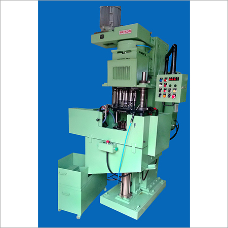 14 Spindle Adjustable type Drilling SPM
