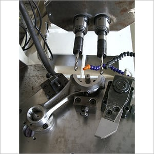 Two Spindle Tapping SPM