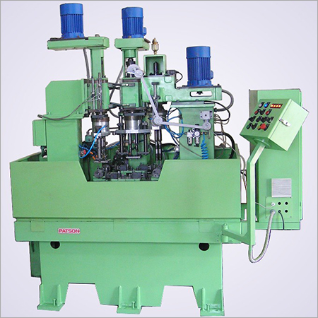 Rotary Indexing type Drill, Reaming & Tapping SPM