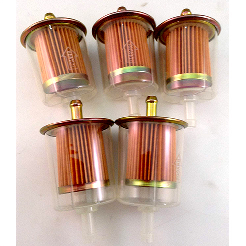 Universal Gas Fuel Filter