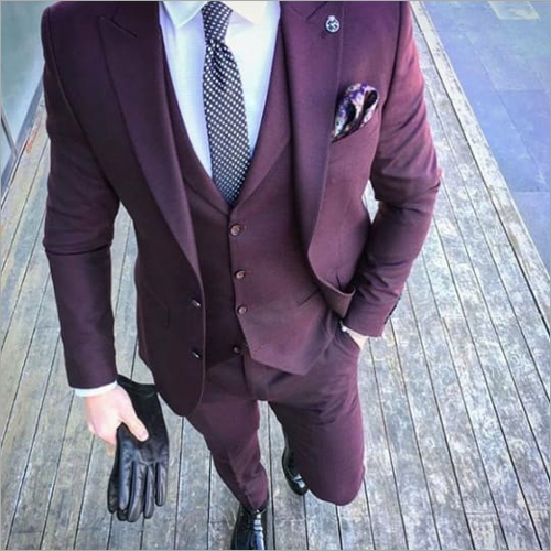 Mens Casual Coat Pant
