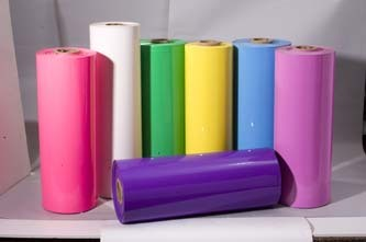 PVC FOR LAMPSHADES