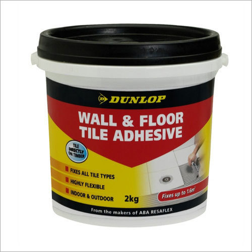 Wall And Floor Tiles Adhesive