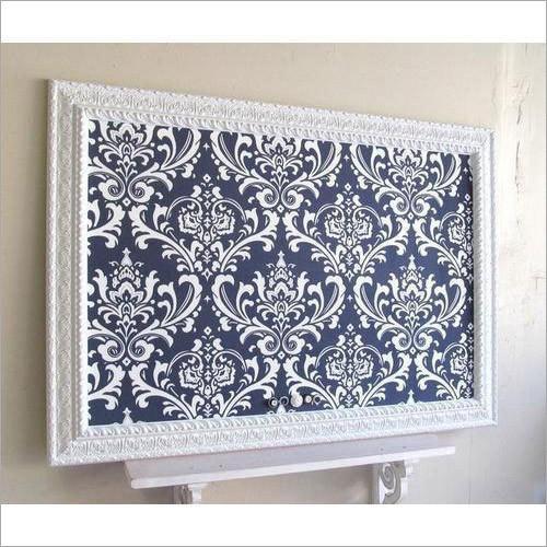 Decorative Framed Bulletin Board