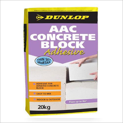AAC Concrete Block Adhesive
