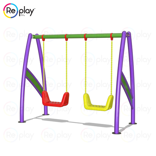 2 SEATER SWING LLDPE SEAT