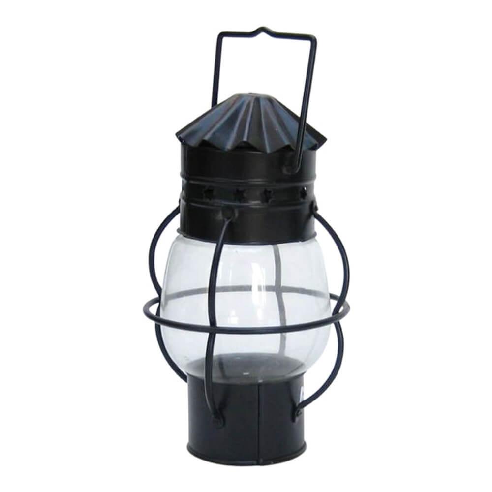 Black Small Iron Candle Lantern