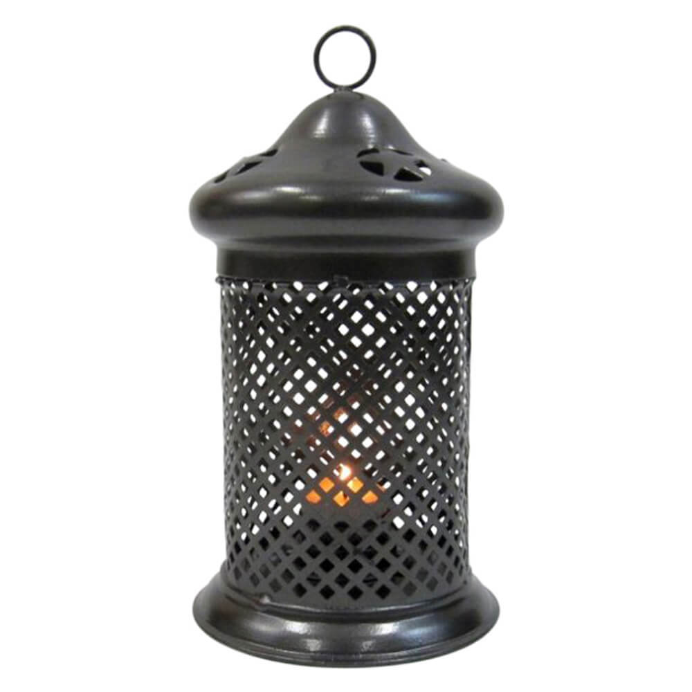 Large Iron Candle Lantern
