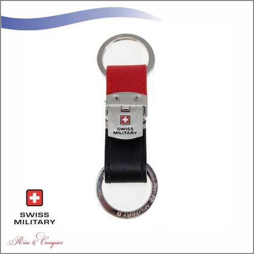 Swiss Military 2-In-1 Keychain (KM8)