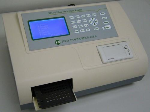 Microplate Elisa Reader