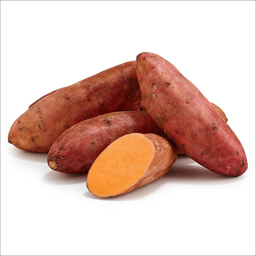 Frozen Sweet Potato