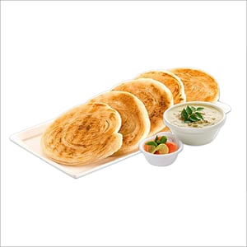 Ready to Eat Malabari Paratha