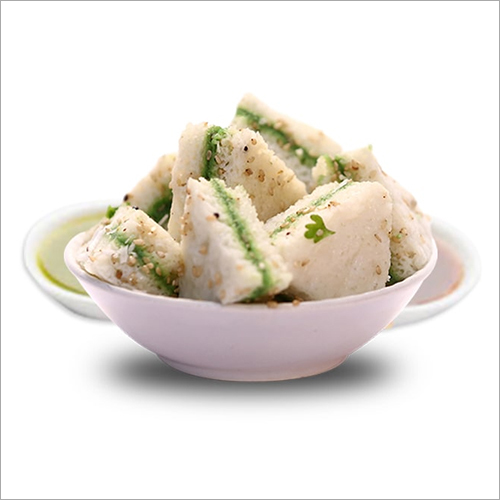 Ready To Eat Sandwich Dhokla